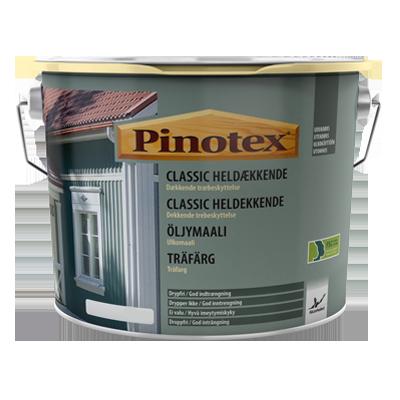 pinotex classic värikartta